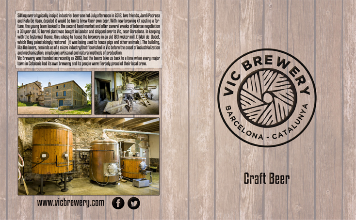 Vic Brewery Craft Beer at Riba Rocks festival